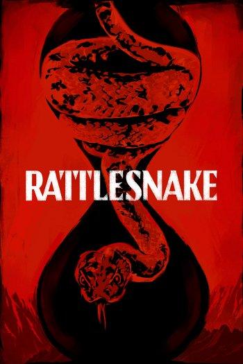 Rattlesnake dvd release poster