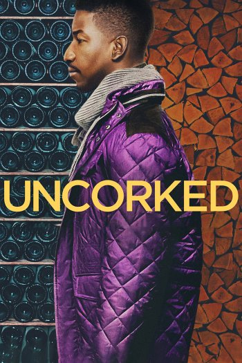 Uncorked dvd release poster