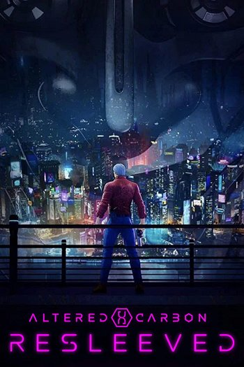 Altered Carbon Resleeved Dvd Release Date Blu Ray Details