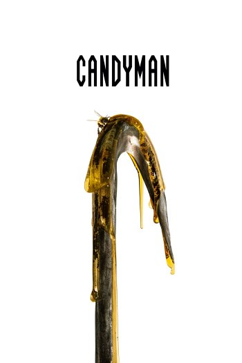 Candyman dvd release poster