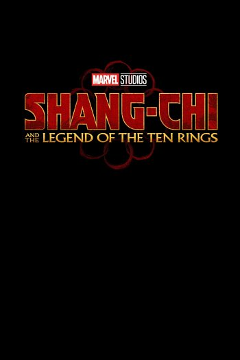 Shang-Chi and the Legend of the Ten Rings dvd release poster