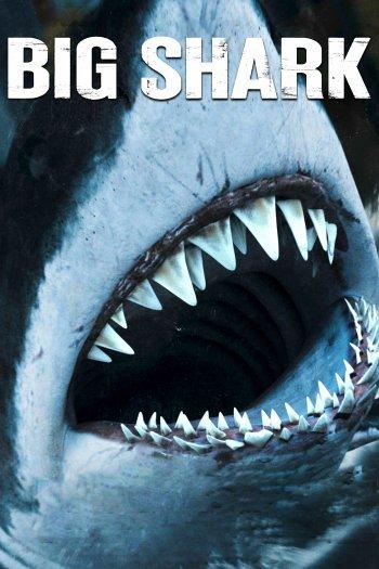Big Shark dvd release poster