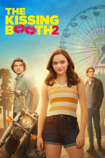 The Kissing Booth 2 dvd release poster